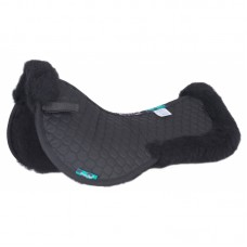 HiWither Wool Half Pad With Collars